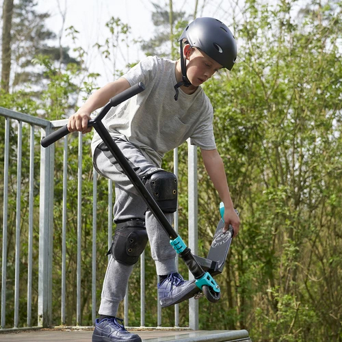 Zinc VOID Stunt Scooter - Blue