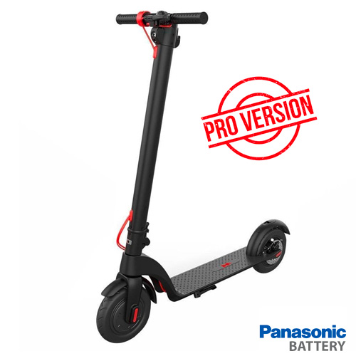 Decent X7 Pro Electric Scooter - 6.4 AH Battery