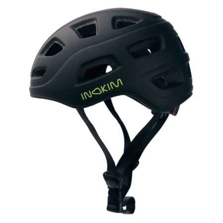 Inokim Helmet - Black Inc Led