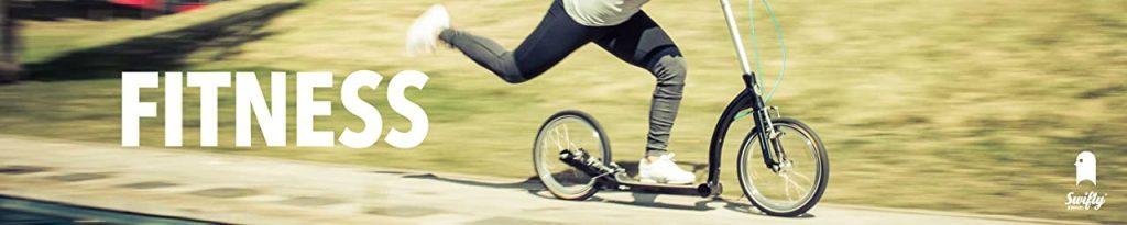 Swifty Fitness Scooters - SwiftyZero