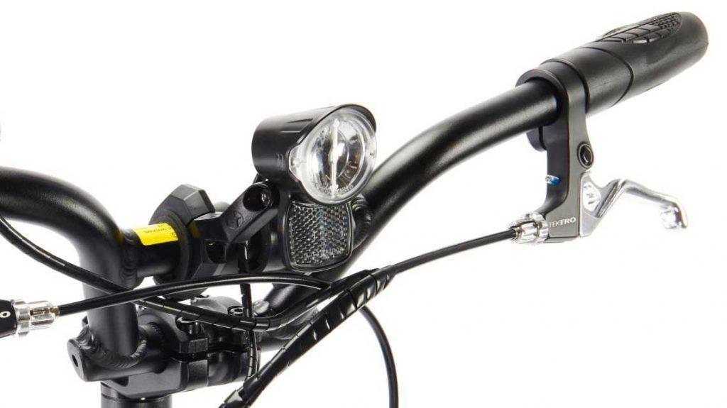 SwiftyAIR-e - LIGHTS, REFLECTORS AND BELL