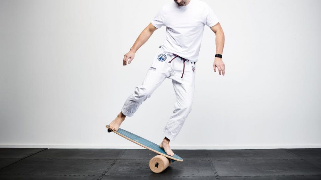 KEEP YOURSELF ACTIVE DURING THE DAY - Swifty Board