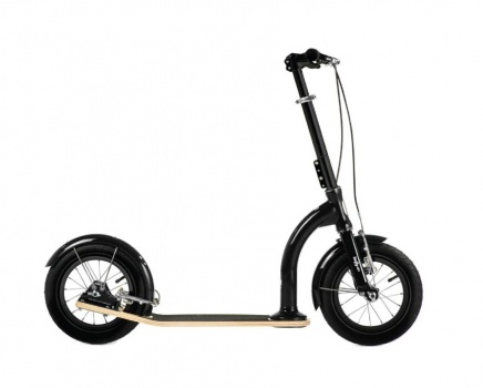 Swifty Scooters | SwiftyIXI | Black