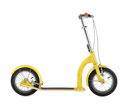 Swifty Scooters | SwiftyIXI | Sunrise Yellow