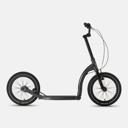 SwiftyAIR MK2 - Off Road Scooter - Black