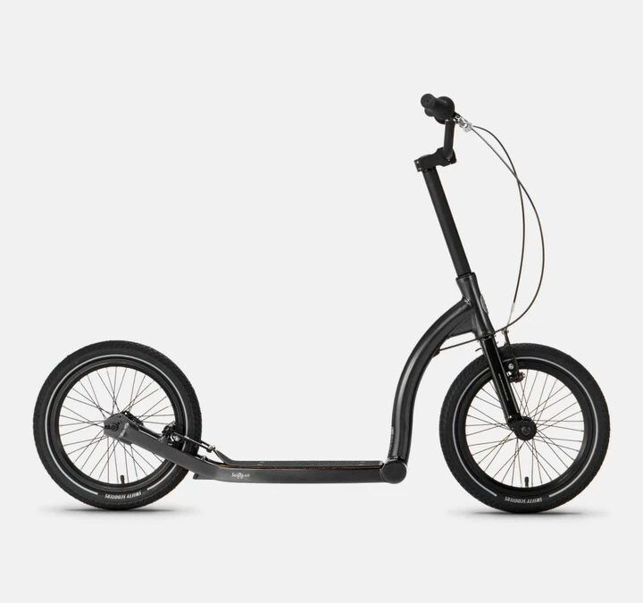 SwiftyAIR MK2 – Scooter – Anthracite