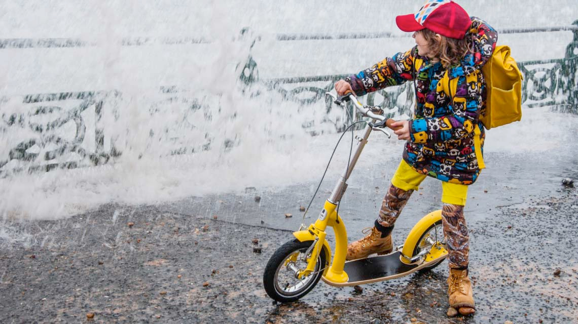 Swifity Scooters Kids - SwiftyIXI