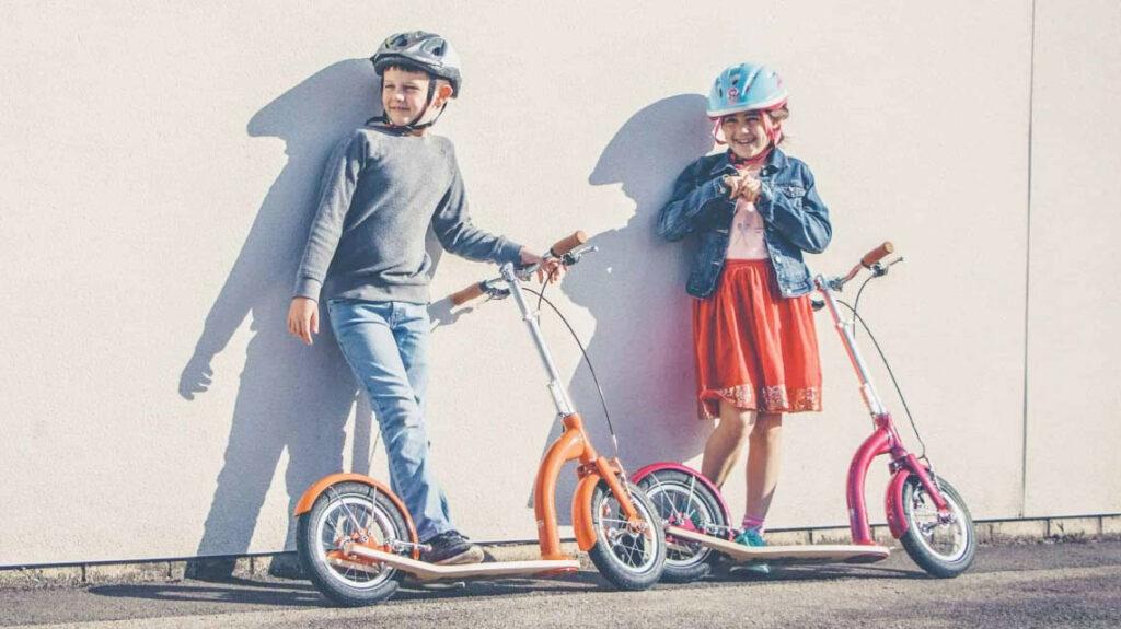 Swifity Scooters Kids - SwiftyIXI