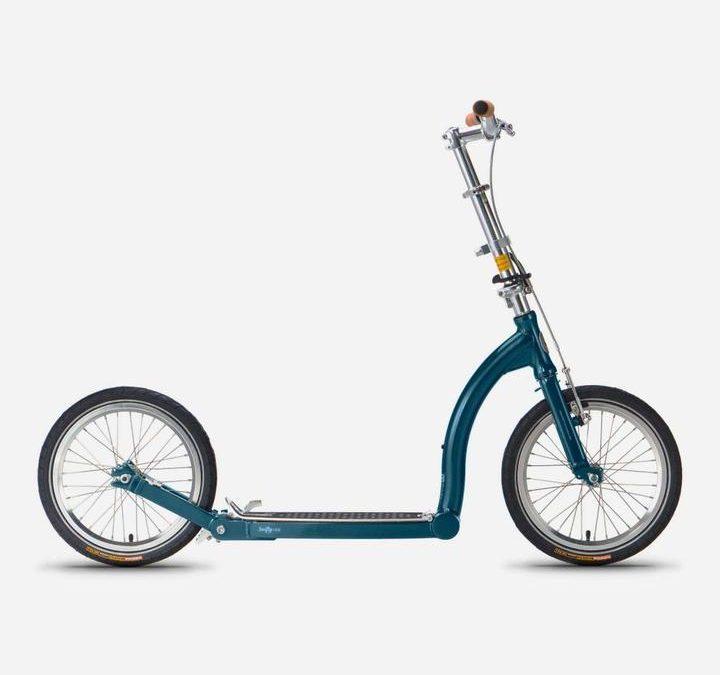 SwiftyONE MK3   Urban Scooter   Atlantic Blue