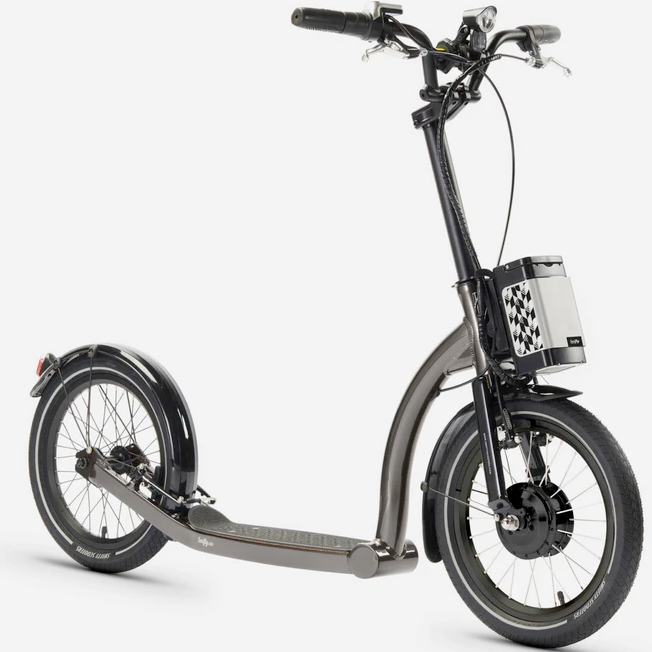 SwiftyAIR-e - E Scooter - Mi Scooter UK - East Midlands - Nottingham - Swifty Scooter Sales - Showroom