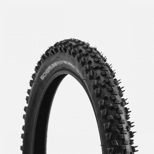 """Schwalbe Black Jack Tyre 16 x 1.90"""" - ZERO/AIR"""