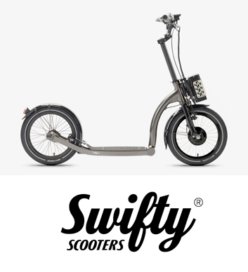 Swifty Scooters - East Midlands - Nottingham - Approved Supplier