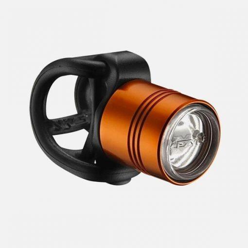 Swifty Scooters - Lezyne Femto Drive LED Front Light Orange
