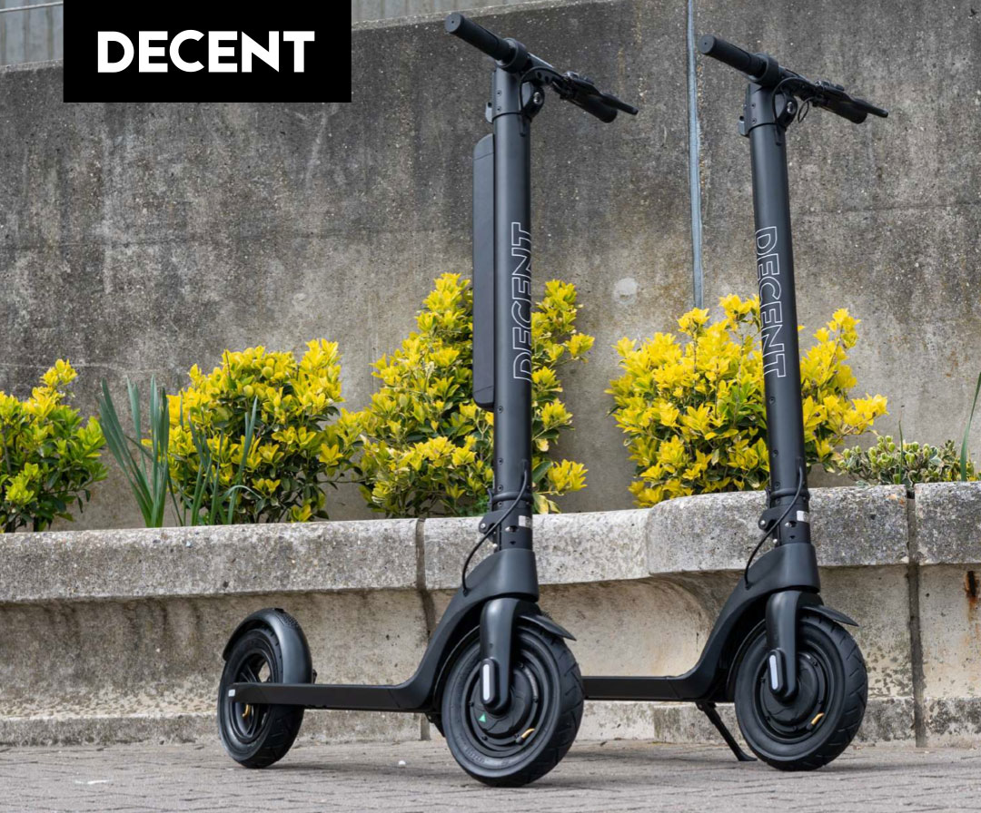 Decent One - Decent One Max E Scooters